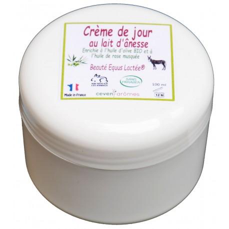 Crèmes au lait d'ânesse